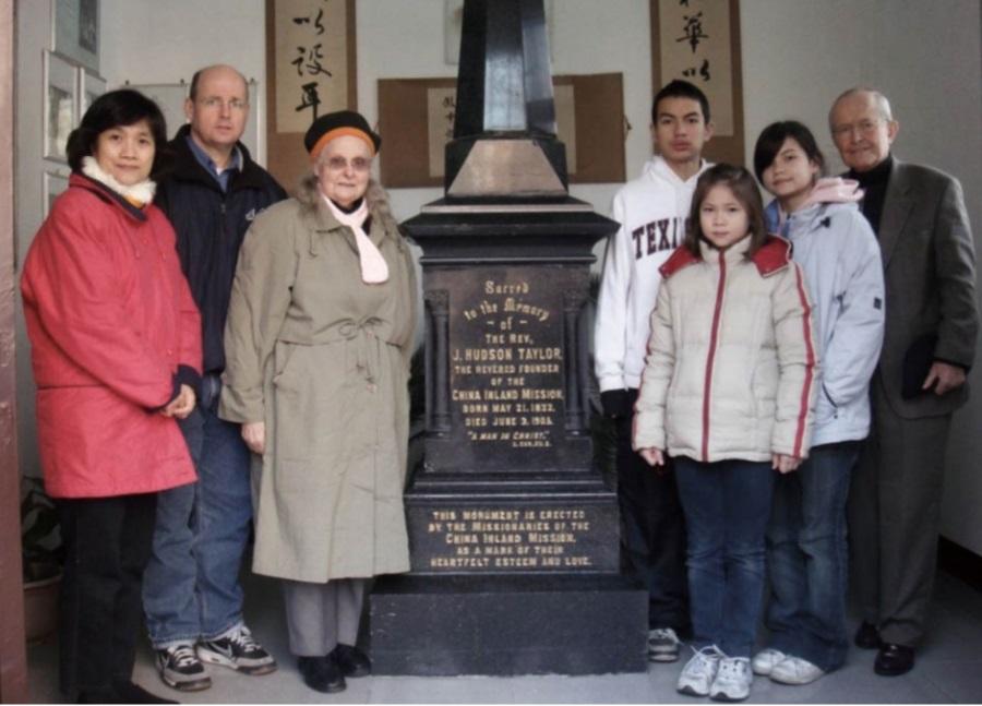 埋身中國歸屬基督 戴繼宗憶戴德生紀念館落成