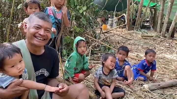 緬甸政變救援難民1